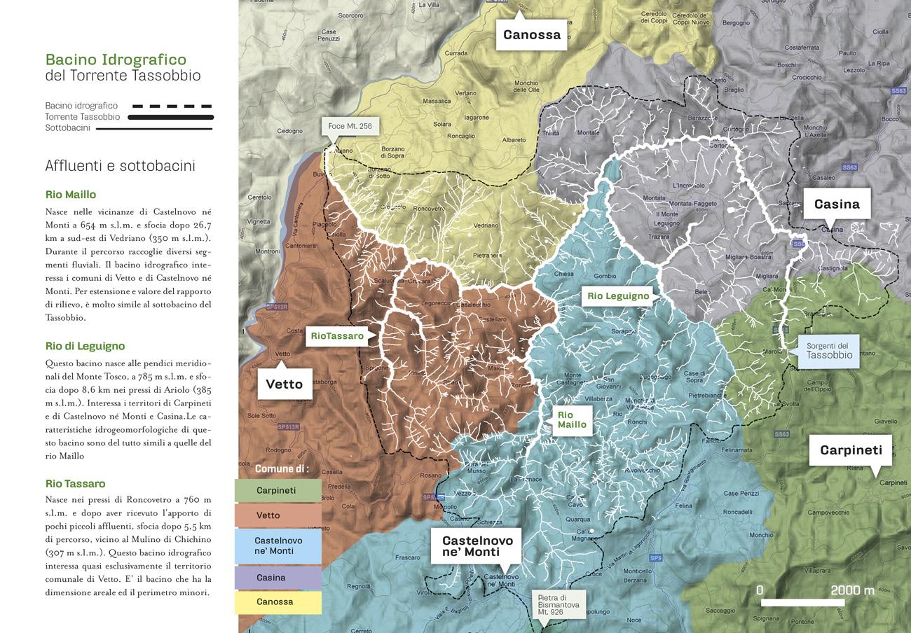 La Val Tassobbio vuol fare massa critica per valorizzare il territorio