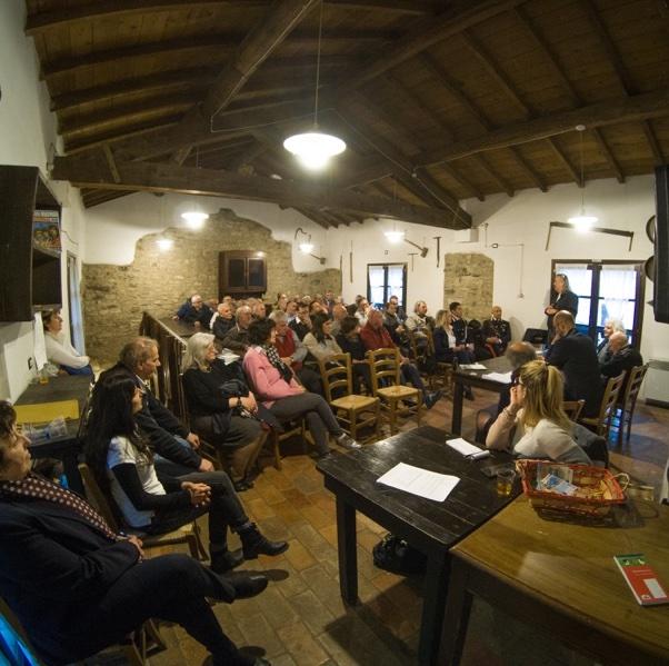 Presentazione dell'associazione ValTassobbio